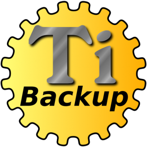 best apps for rooted android #2: titanium backup