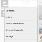 How to Disable Sending and Receiving SMS in Hangouts?