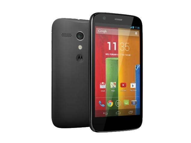 motorola moto g specifications