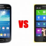 Nokia X vs Samsung Galaxy S Duos 2
