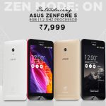 Asus Zenfone 5 Launched for Rs 7999 {8GB Variant}