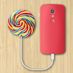 Moto G Smartphones in India Started Receiving Lollipop Update