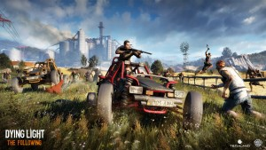 Dying Light – The Following Expansion Pack Announced, First Screenshots Released