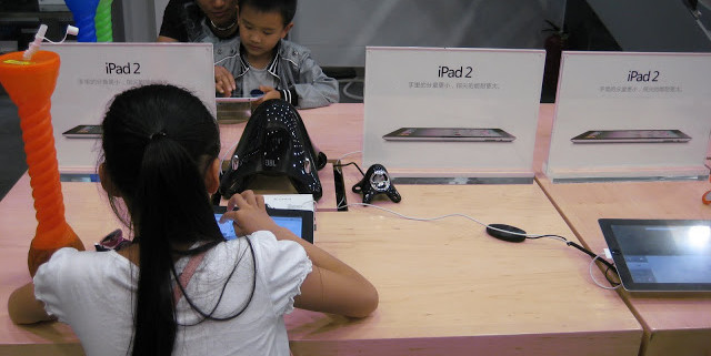 Fake iPhone manufacturing facility in China - busted