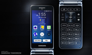 Samsung Galaxy Folder (2015) revealed in Korea