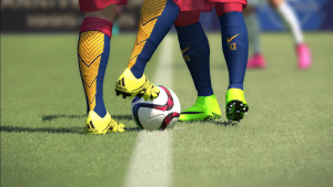 graphics of Pro Evolution Soccer 2016