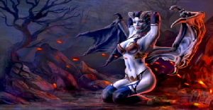Akasha: the Queen of pain