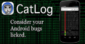 cat log root app