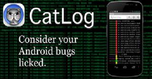 cat log root app