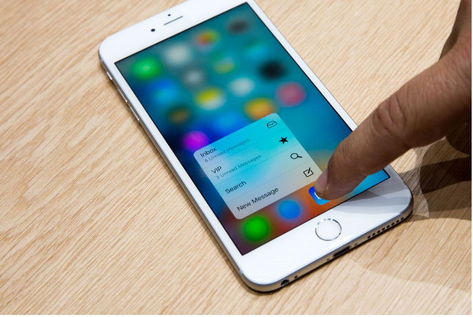 what's new in iphone 6s