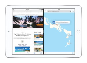 Proper Multi-Tasking for iPad in news ios 9.1
