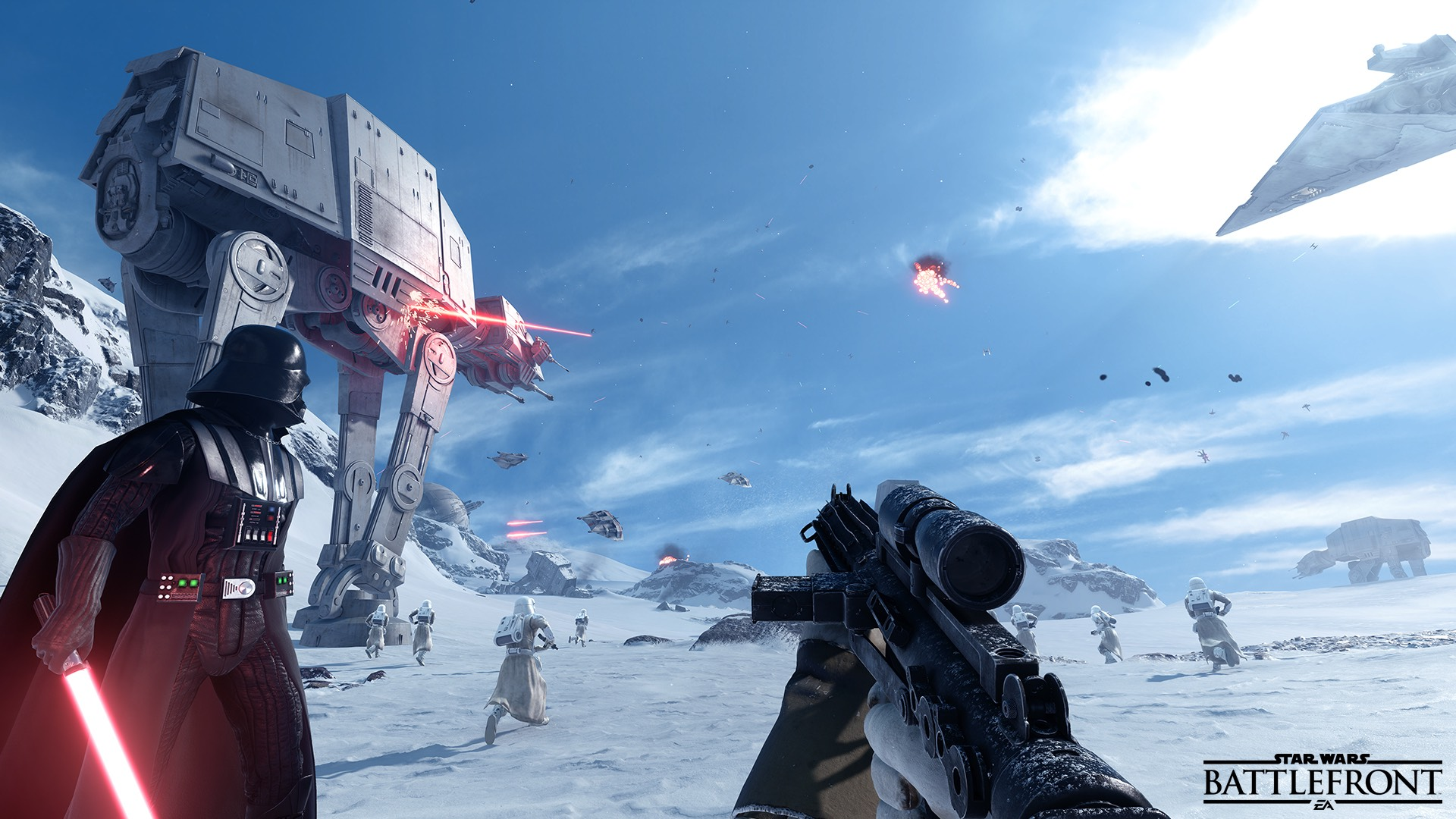 Star Wars Battlefront 1.01 Patch Notes Revealed