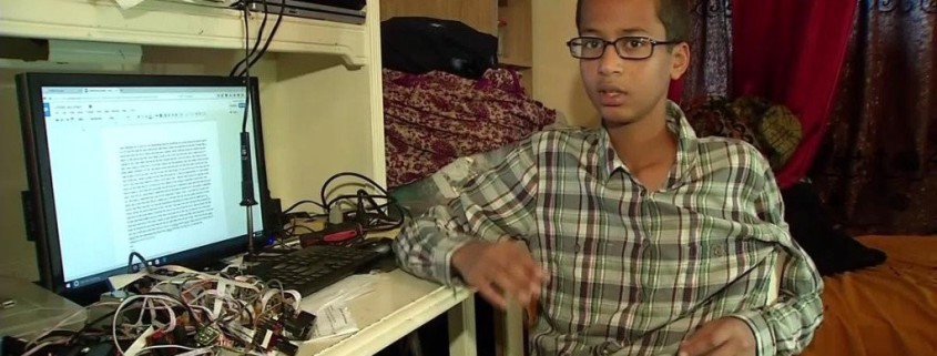 Clock Kid - Ahmed's family looking for $15 million