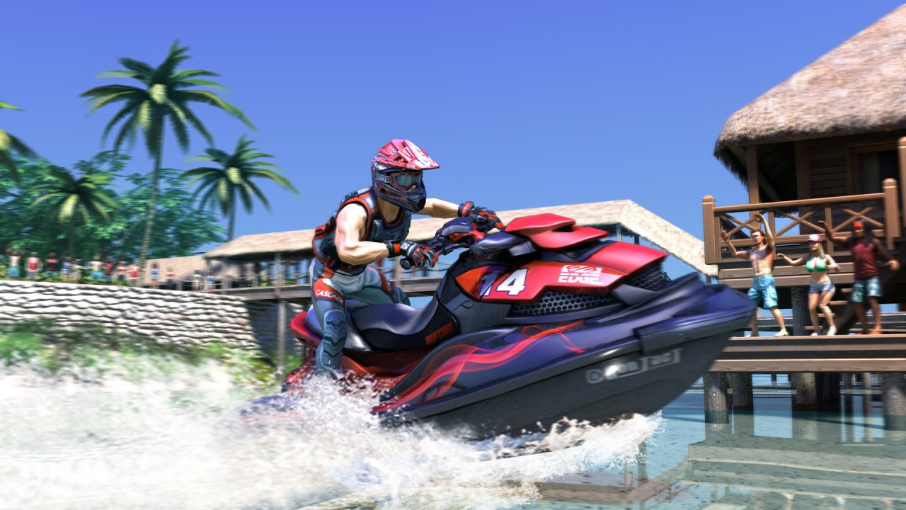 Aqua Moto Racing Utopia Coming To PS4 With Enhance Gameplay Trailer