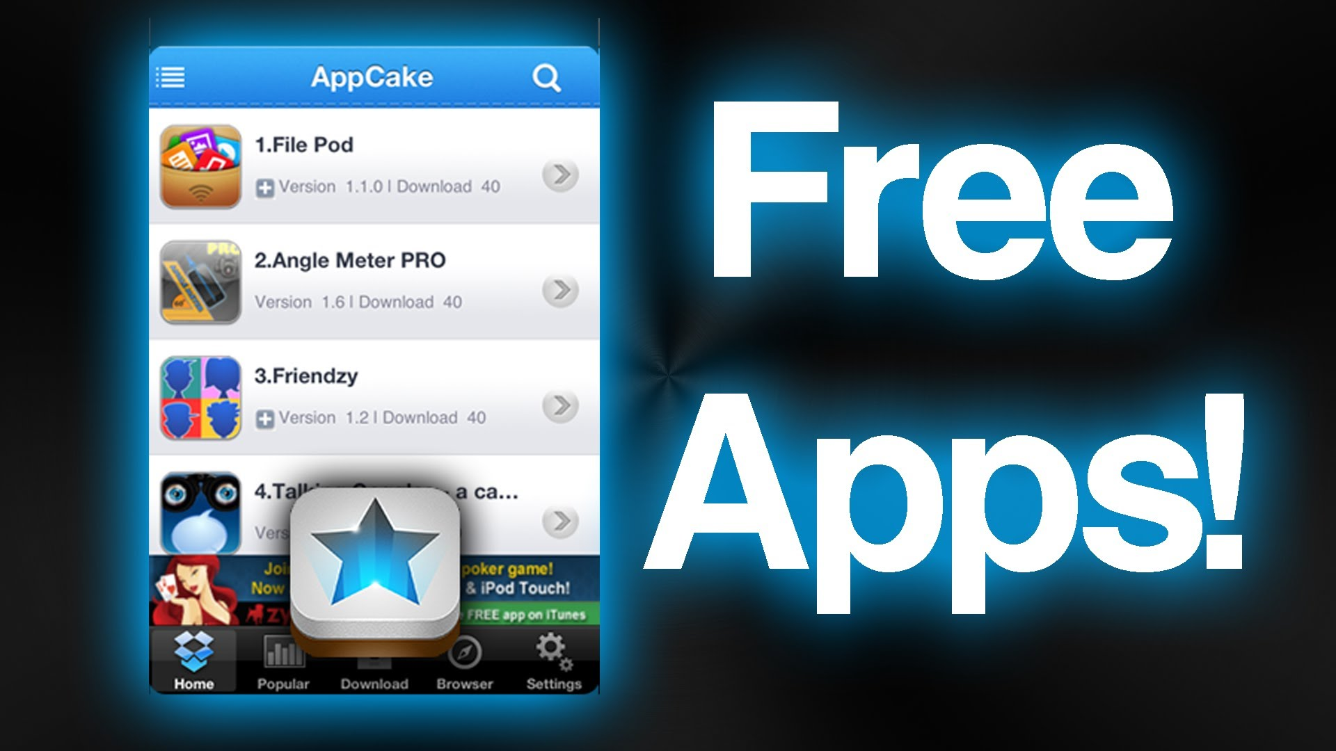 Best AppCake Repo