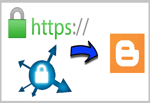 https for blogger