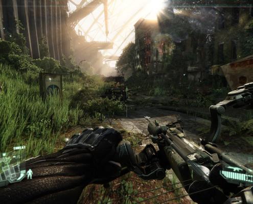 Top 3 Graphics Intensive Games - Crysis 3