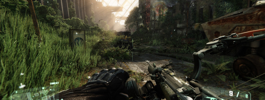 Top 3 Graphics Intensive Games - Crysis 3