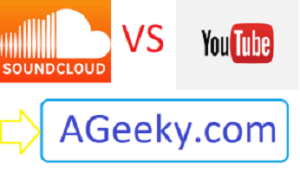 soundcloud vs youtube-which one is best for music