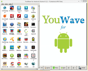 you wave android emulator