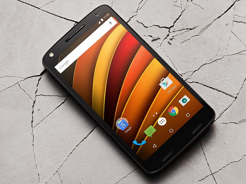 Moto X Force specifications