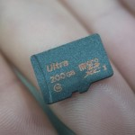 A microSD card of 200 GB capacity is here – Manufactured by Lexar