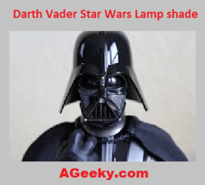 Darth Vader Star Wars Lamp shade