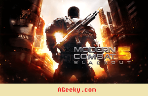 best shooting game for android-the modern combat