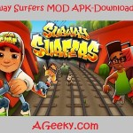 Subway Surfers Mod APK Latest V1.54.0 Download+Features