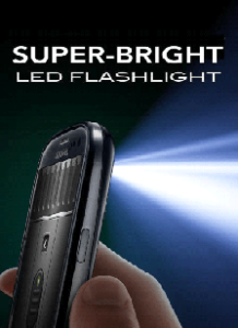 surper bright flashlight