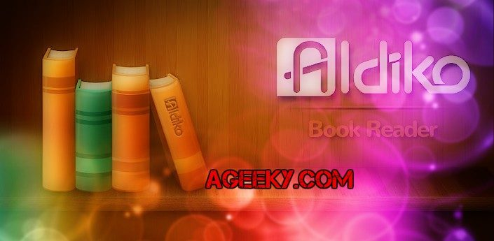 Aldiko APK eBook Reader Review and Free Download