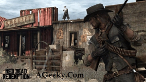 story of red dead redemption
