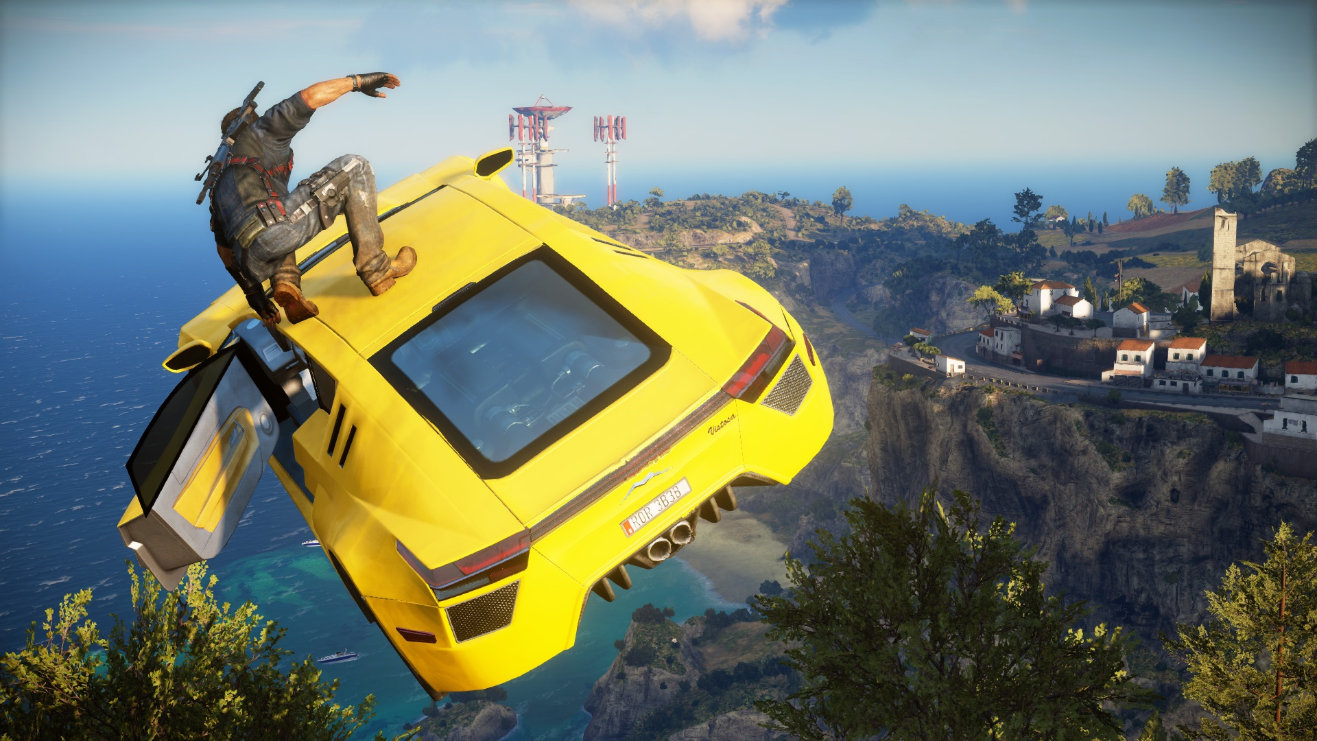 CPU Intensive Games Just cause 3
