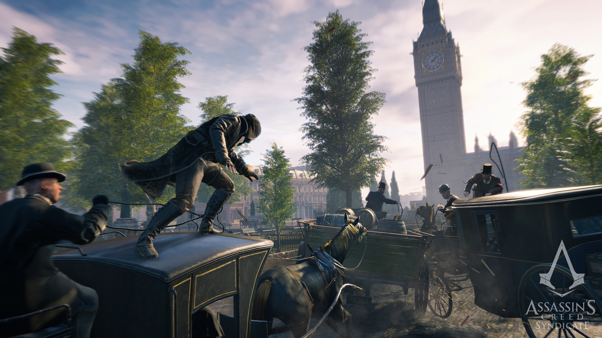 CPU Intensive Games AC syndicate