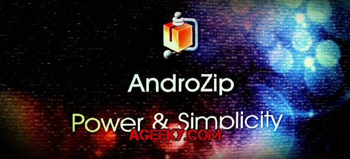 Androzip pro