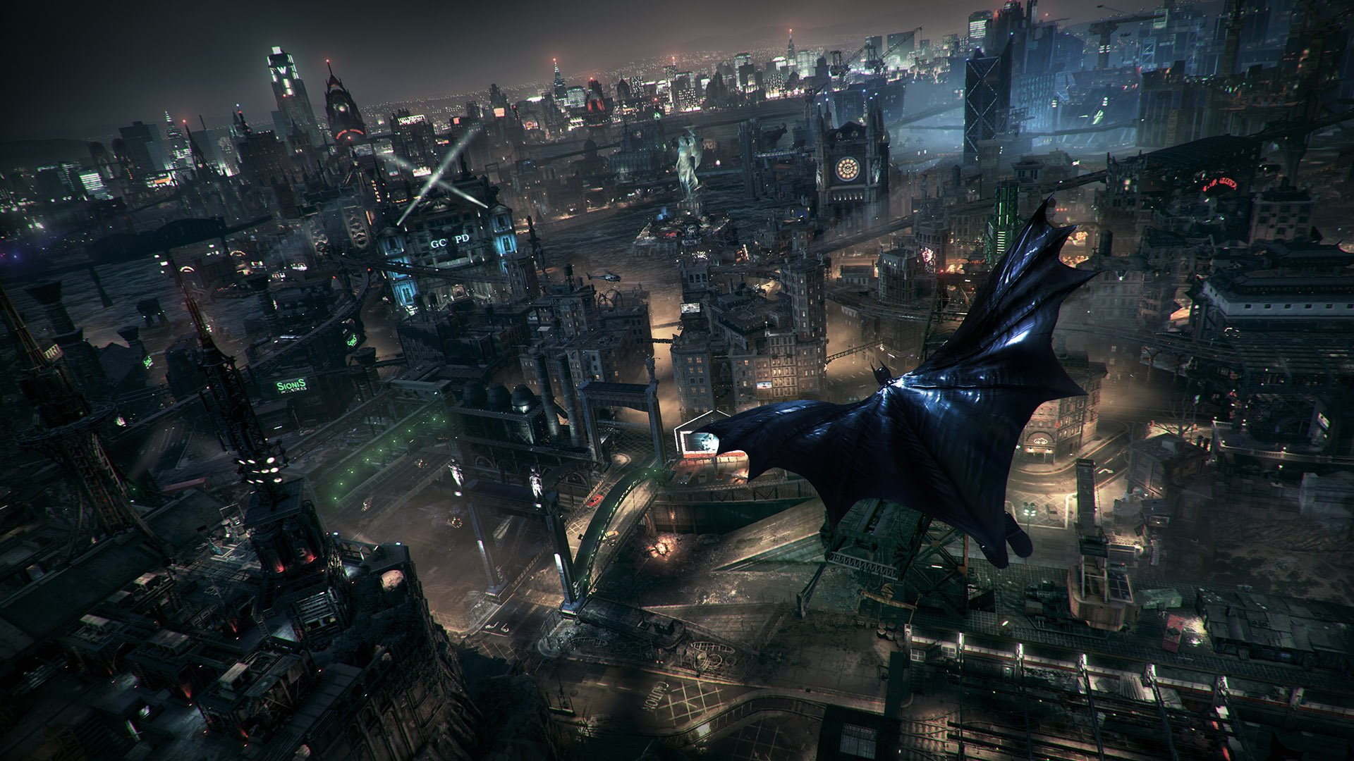 CPU Intensive Games Arkham Knight