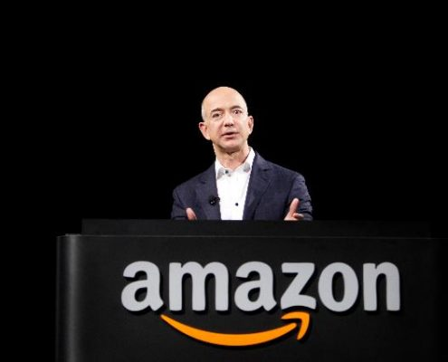 Jeff Bezos Amazon owner