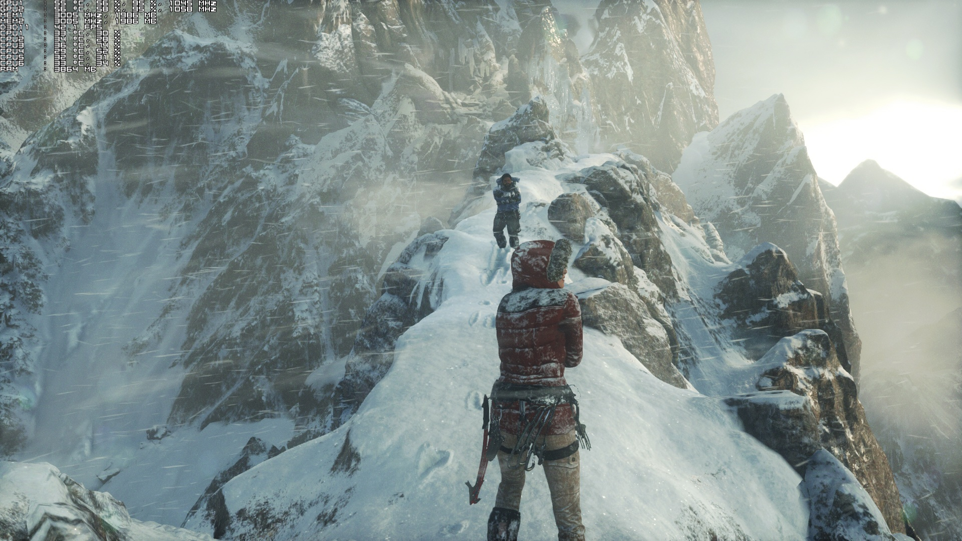 CPU Intensive Games Rise of Tomb Raider