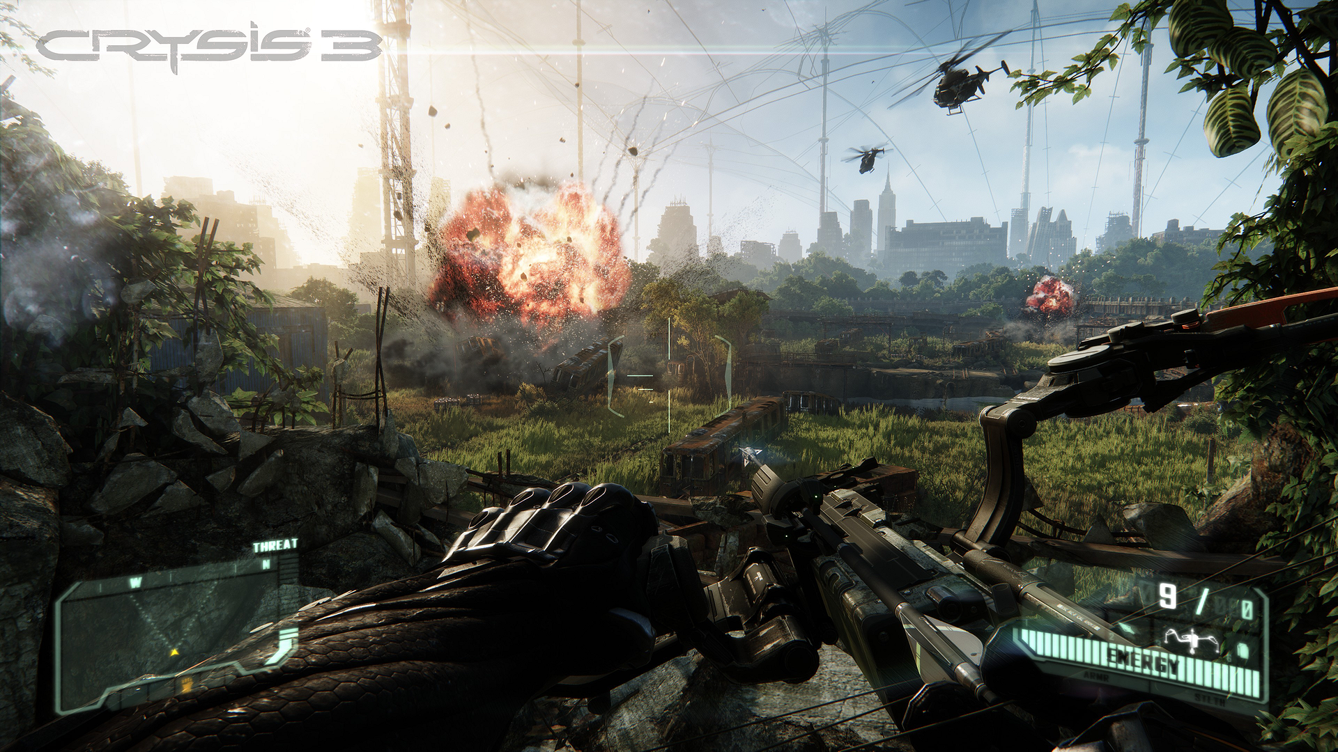CPU Intensive Games Crysis 3