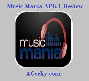 music mania apk