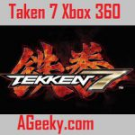 Tekken 7 Xbox 360 Gameplay and more!