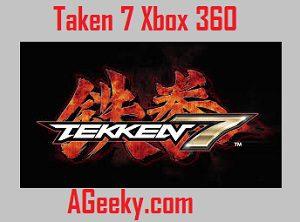 Tekken 7 Xbox 360