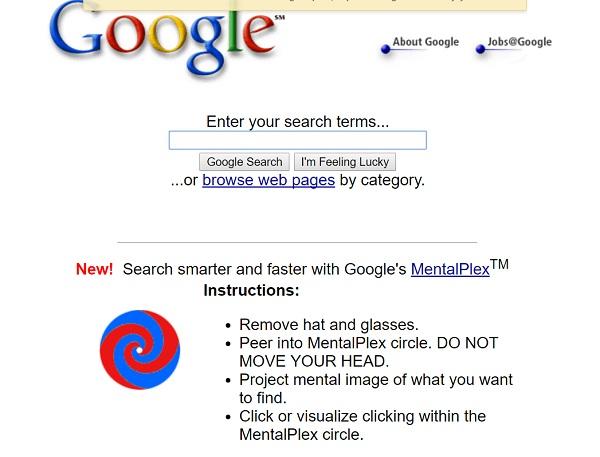 google mentalplex trick