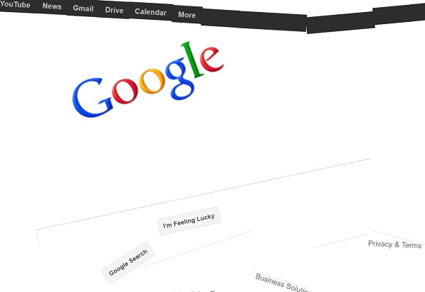 google space gravity trick