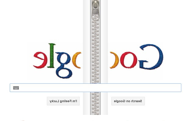 google zipper trick